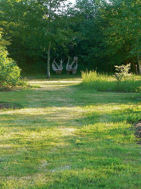 The Arboretum - River Barn Garden Malmesbury