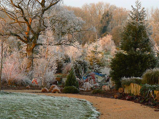 River Barn Garden Malmesbury