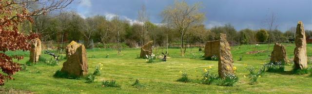 stone circle spring